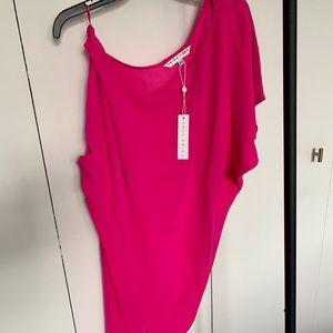 Trina Turk Pink Radiant Dress - XS